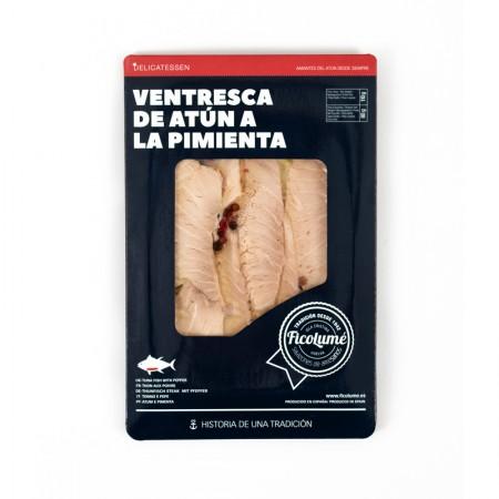 VENTRESCA DE ATUM COM PIMENTA 110G