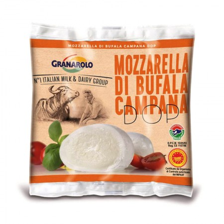 MOZZARELLA DI BUFALA DOP 125G